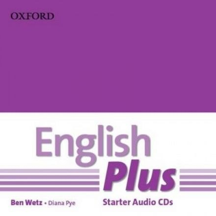 English Plus Starter Class CDs / Аудіо диск
