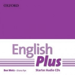 English Plus Starter Class CDs / Аудіо диск