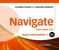 Navigate B2 Upper-Intermediate Class Audio CDs / Аудіо диск