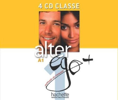 Alter Ego+ Niveau 1 CD audio classe (x4) / Аудіо диск