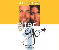Alter Ego+ Niveau 1 CD audio classe (x4) / Аудіо диск