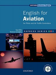 English for Aviation + CD-ROM + Audio CD / Аудіо диск