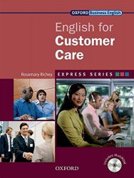 English for Customer Care + MultiROM / Підручник для учня