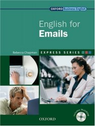 English for Emails + MultiROM Oxford University Press