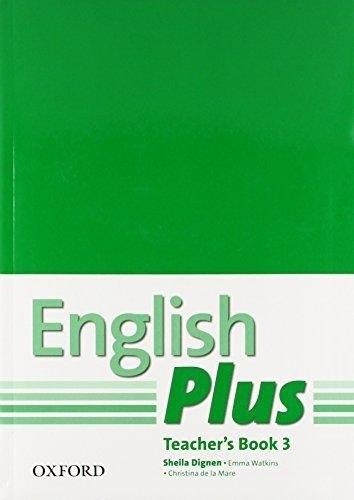 English Plus 3 Teacher's Book / Підручник для вчителя