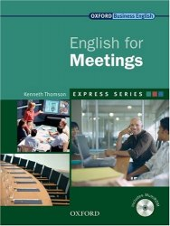 English for Meetings + MultiROM Oxford University Press