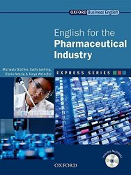 English for Pharmaceutical Industry + MultiROM / Підручник для учня
