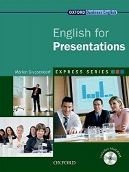 English for Presentations + MultiROM / Підручник для учня