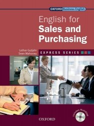 English for Sales and Purchasing + MultiROM / Підручник для учня