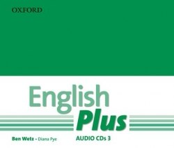 English Plus 3 Class CDs / Аудіо диск