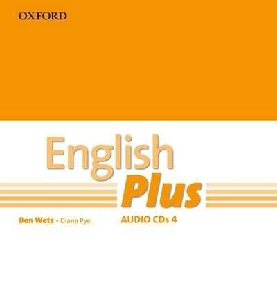 English Plus 4 Class CDs / Аудіо диск