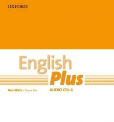 English Plus 4 Class CDs Oxford University Press
