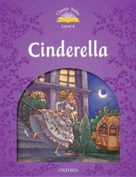 Classic Tales Second Edition 4 Cinderella / Книга для читання