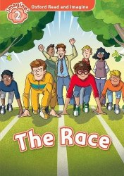Oxford Read and Imagine 2 The Race + Audio CD Oxford University Press