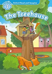 Oxford Read and Imagine 1 The Treehouse + Audio CD / Книга з диском