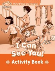 Oxford Read and Imagine Beginner I Can See You! Activity Book / Робочий зошит