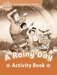 Oxford Read and Imagine Beginner A Rainy Day Activity Book / Робочий зошит