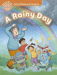 Oxford Read and Imagine Beginner A Rainy Day / Книга для читання