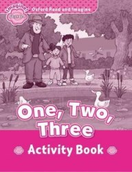 Oxford Read and Imagine Starter One, Two, Three Activity Book / Підручник для учня
