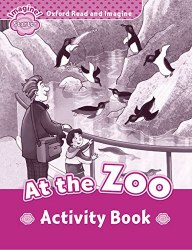 Oxford Read and Imagine Starter At the Zoo Activity Book / Підручник для учня