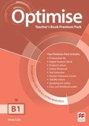 Optimise B1 Teacher's Book Premium Pack / Підручник для вчителя