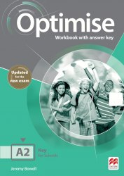 Optimise A2 Workbook with key (Updated for the New Exam) / Робочий зошит