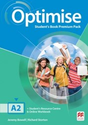 Optimise A2 Student's Book Premium Pack / Підручник для учня