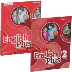 English Plus 2 (2nd Edition) комплект / Підручник + зошит
