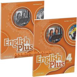 English Plus 4 (2nd Edition) комплект Oxford University Press