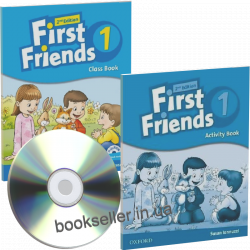 First Friends 1 (2nd Edition) комплект Oxford University Press