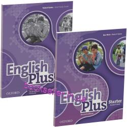 English Plus (2nd Edition) Starter комплект Oxford University Press