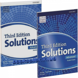 Solutions (3rd Edition) Advanced комплект Oxford University Press