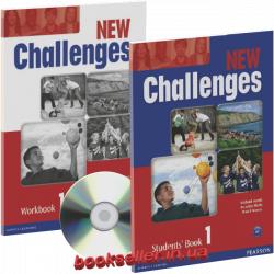 New Challenges 1 комплект Pearson