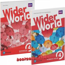 Wider World 4 комплект Pearson