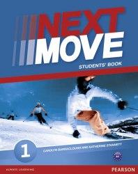 Next Move 1 комплект Pearson