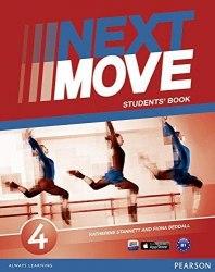 Next Move 4 комплект Pearson