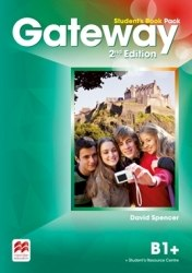 Gateway B1+ (2nd Edition) Student's Book Pack / Підручник для учня