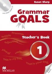 Grammar Goals 1 Teacher's Book with Class Audio CD / Підручник для вчителя