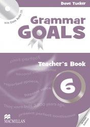 Grammar Goals 6 Teacher's Book with Class Audio CD / Підручник для вчителя