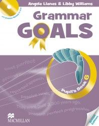 Grammar Goals 6 Pupil's Book with Grammar Workout CD-ROM / Підручник для учня