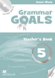Grammar Goals 5 Teacher's Book with Class Audio CD / Підручник для вчителя