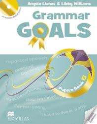 Grammar Goals 5 Pupil's Book with Grammar Workout CD-ROM / Підручник для учня
