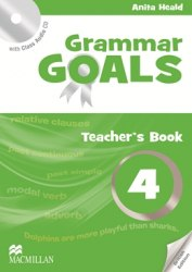 Grammar Goals 4 Teacher's Book with Class Audio CD / Підручник для вчителя
