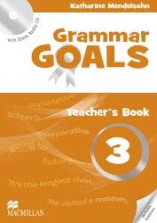 Grammar Goals 3 Teacher's Book with Class Audio CD / Підручник для вчителя
