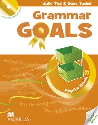 Grammar Goals 3 Pupil's Book with Grammar Workout CD-ROM / Підручник для учня