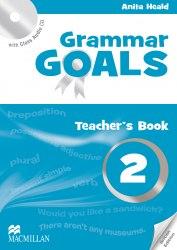 Grammar Goals 2 Teacher's Book with Class Audio CD / Підручник для вчителя