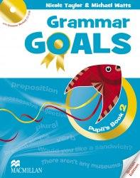 Grammar Goals 2 Pupil's Book with Grammar Workout CD-ROM / Підручник для учня