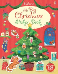 The Big Christmas Sticker Book / Книга з наклейками