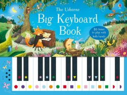 Big Keyboard Book Usborne Publishing