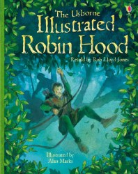 Illustrated Robin Hood Usborne Publishing